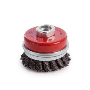 Abracs ABWB07014T Cup Brush Twisted Wire (70mm X M14)
