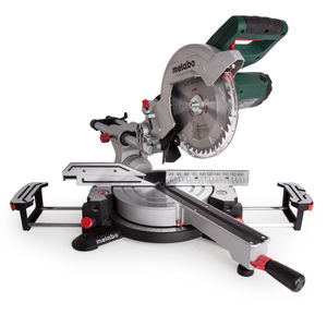 Metabo KGS216M Laser Slide Compound Mitre Saw