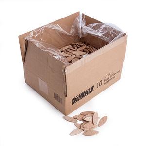 Dewalt DT3931 Size 10 Biscuits (Box of 1000)