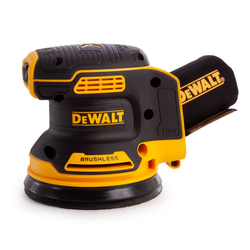Dewalt DCW210N 18V XR 125mm Random Orbit Sander (Body Only)