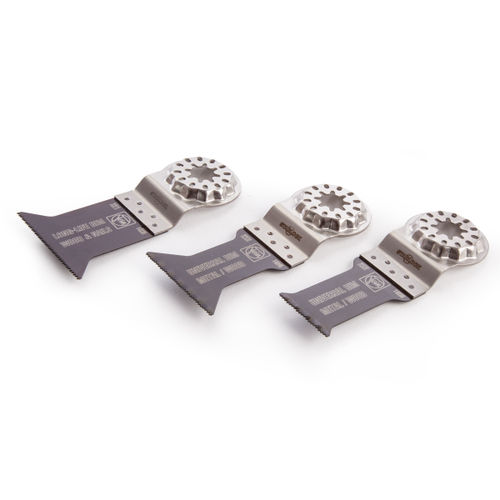 Fein 35222952130 Blade Set E-Cut Combo (Set of 3)