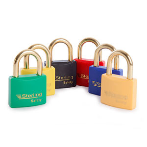 Sterling Safety BL4 Lockout Padlocks 40mm Double Locking
