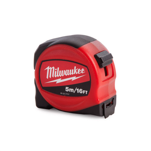 Milwaukee 48227717 Tape Measure (5m/16Ft)