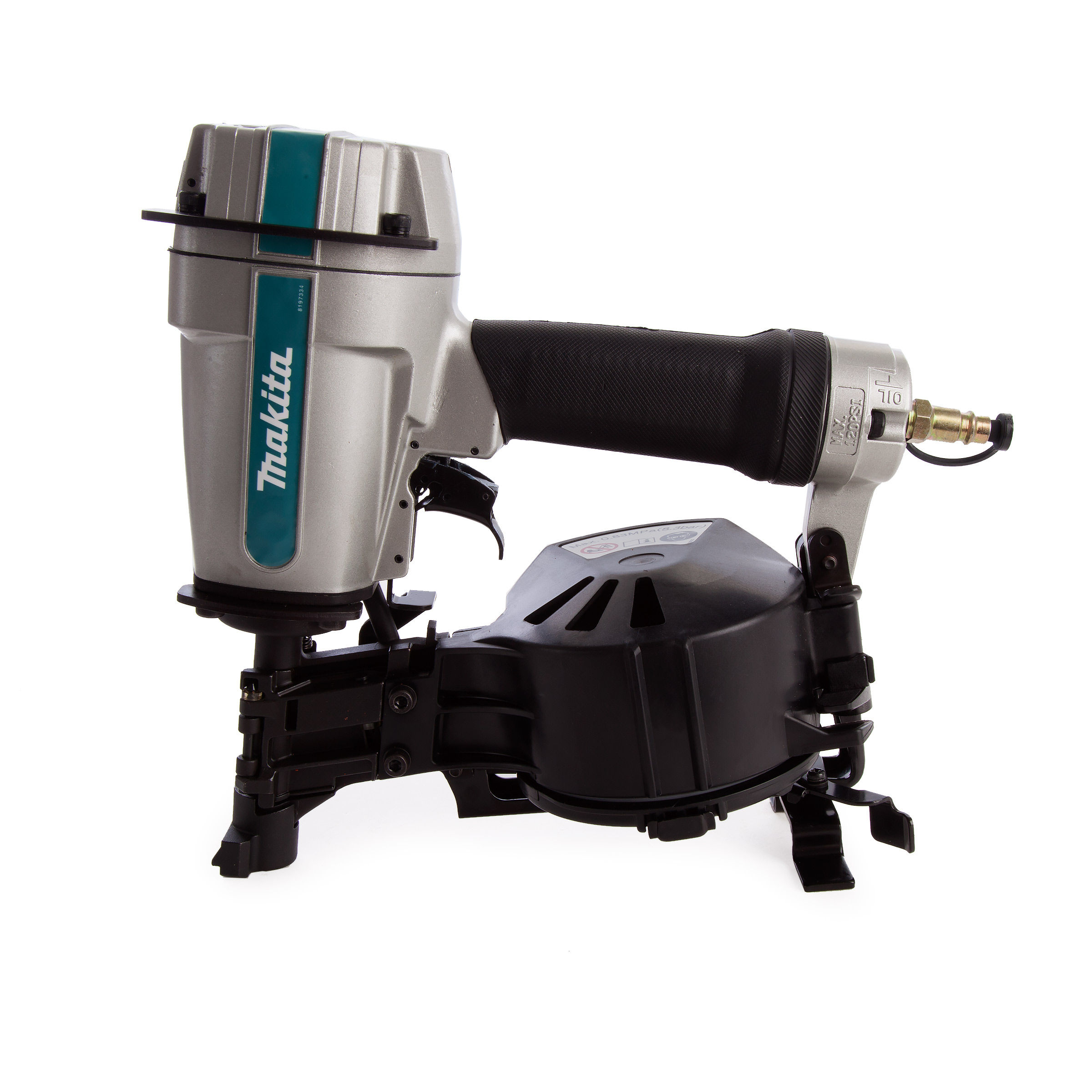 Toolstop Makita An451 Roofing Coil Nailer 25mm 45mm