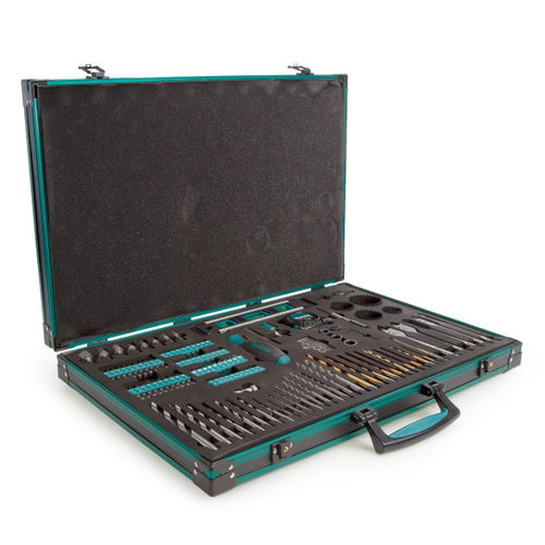 Makita P-90277 PRO XL Screwdriver & Drill Accessory Kit (120 Piece)