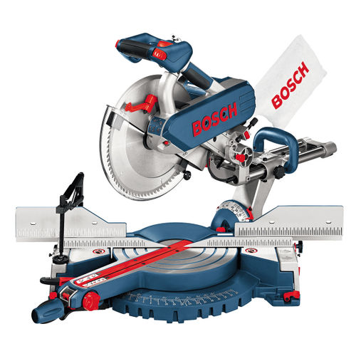 Bosch GCM12SD Mitre Saw - Double Bevel - 12inch/300mm 110V