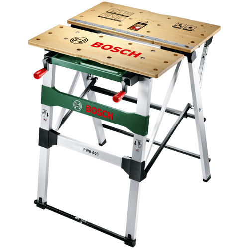 Bosch PWB600 Mobile Work Bench