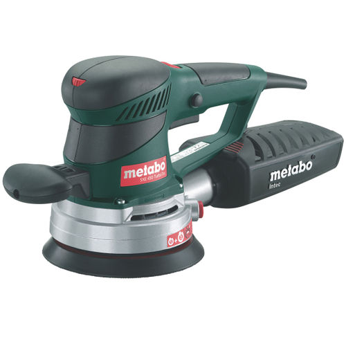 Metabo SXE450 TurboTec 240V PRO PACK - 350W 150mm Disc Sander