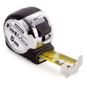 Stanley 0-33-887 5 Metre (Metric Only) FatMax Xtreme Tape Measure with 32mm Blade