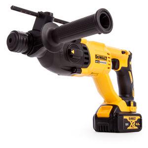 Dewalt DCH033M1 Cordless Brushless 18V SDS Plus Hammer Drill (1 x 4.0Ah Battery)