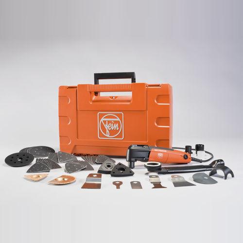 Fein FMM250 Multimaster Limited Edition Oscillating Tool Set 240V