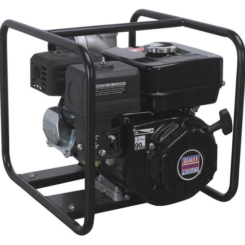 Sealey EWP050 Water Pump 50mm 5.5hp Petrol Engine