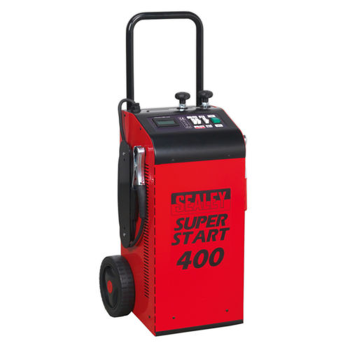 Sealey SUPERSTART400 Starter/Charger 400Amp 12/24V