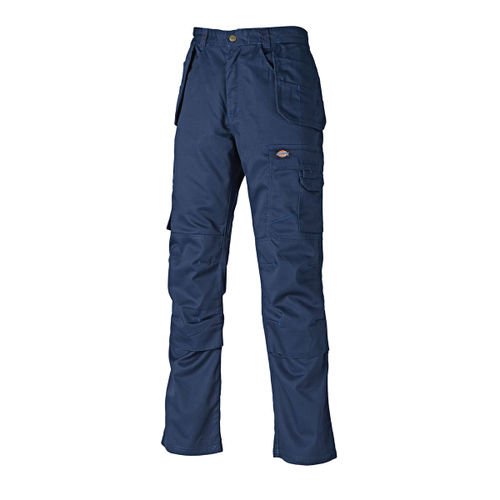 Dickies WD801 Redhawk Multi Pocket Work Trousers (Navy) - 44 LONG