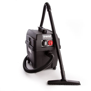 Trend T35A Dust Extractor M Class Medium Duty Wet and Dry 1400W 240V