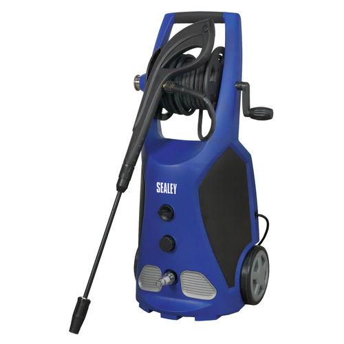 Sealey PW3500 Professional Pressure Washer 140bar With Tss & Rotablast Nozzle 240v