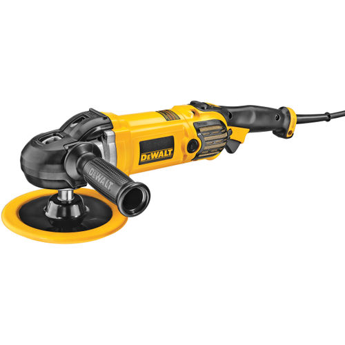 Dewalt DWP849X 1250W Premium 150mm/180mm Variable Speed Polisher 240V
