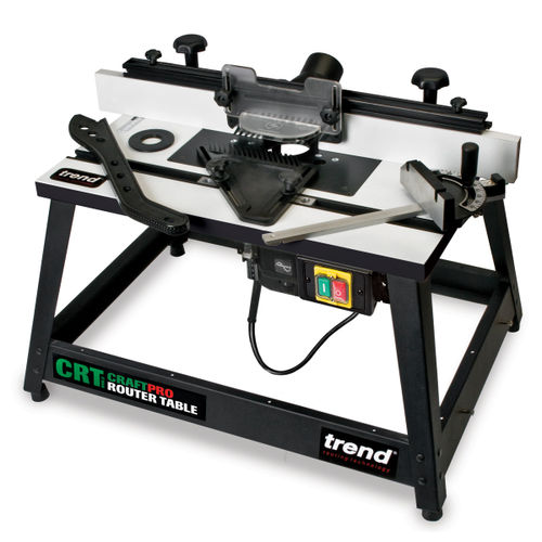 Trend CRTMK3 Craftpro Router Table Mk3 240V