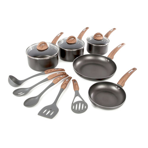 Tower IDT80044G 5 Piece Non-Stick Pan Set