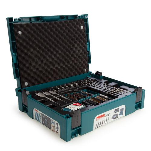 Makita B-43044 Drill & Bit Set (66 Piece)