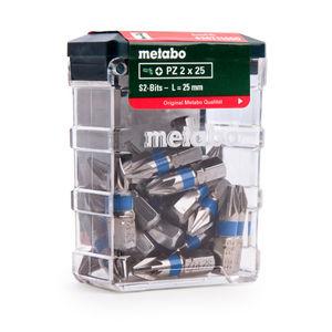 Metabo 626711000 PZ2 Bit Box Pack of 25