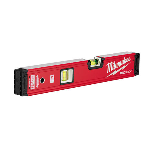 Milwaukee 4932459061 Redstick Backbone Magnetic Level 40cm