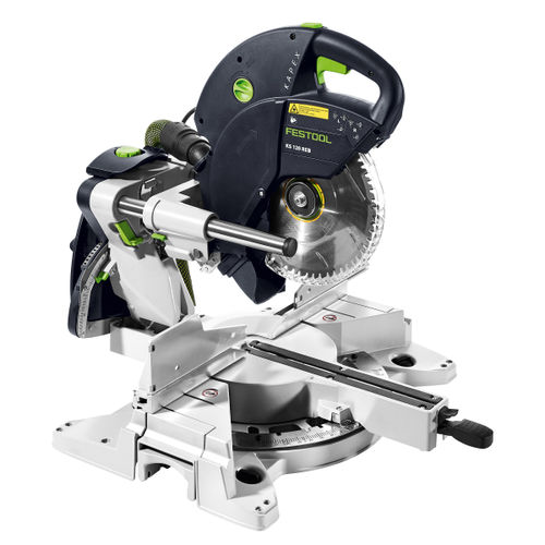 Festool 575305 Sliding Compound Mitre Saw KS 120 REB GB KAPEX 110V