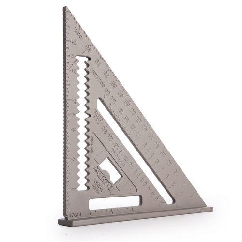 Johnson RAS-1B Professional Aluminium Rafter Angle Square 7 inch