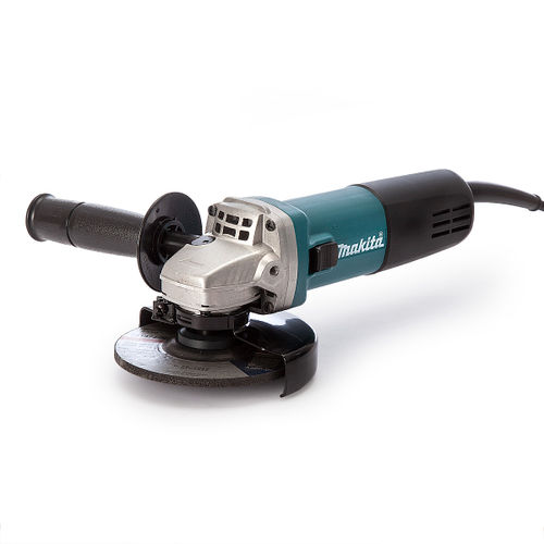 Makita 9558NBR Angle Grinder (840 watts) 5 Inch / 125mm 240V