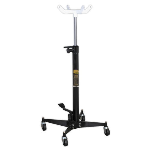 Sealey 600TRQ Transmission Jack 0.6tonne Vertical Quick Lift