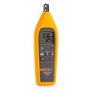 Fluke 971 Temperature Humidity Meter (2418208)