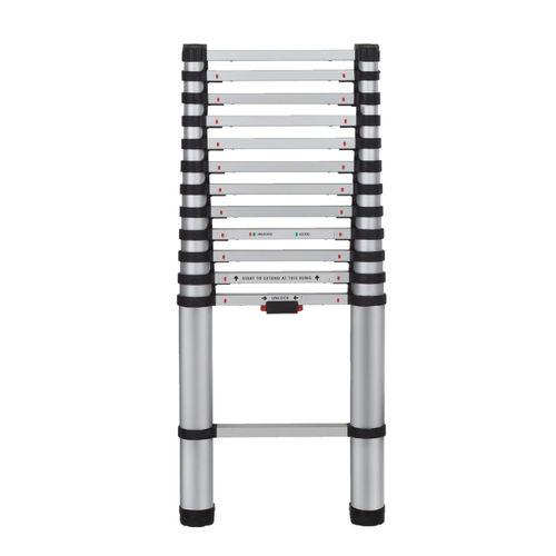Youngman 30113818 Aluminium Telescopic Extension Ladder (3.8m)