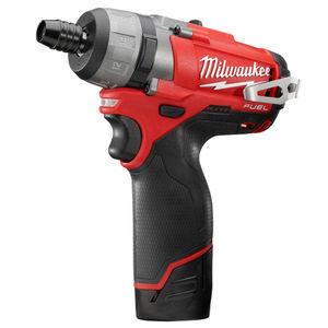 Milwaukee 4933440568 M12 CD-202C 12V li-ion Fuel Compact Cordless Screwdriver (2 x 2.0ah Batteries)