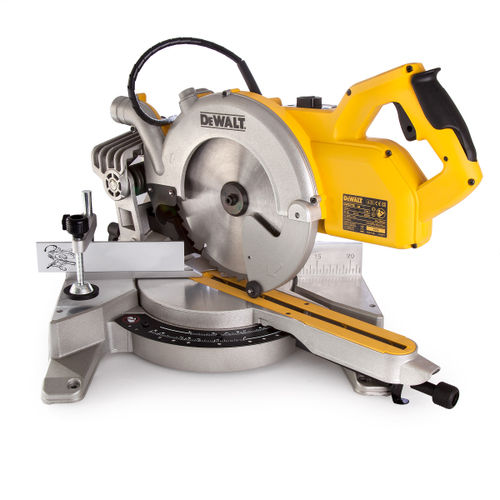 Dewalt DWS778 250mm Compact Slide Mitre Saw 240V