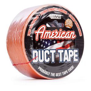 Everbuild USDUCTOG25 American Duct Tape 50mm x 25 Metre