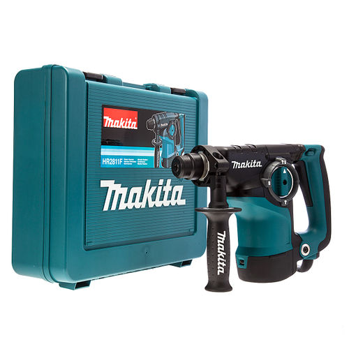 Makita HR2811F SDS Plus Rotary Hammer Drill 240V