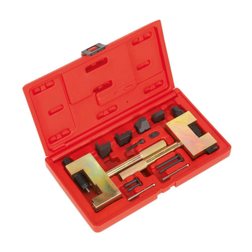 Sealey VSE4801 Diesel Engine Timing Chain Tool Kit - Mercedes, Chrysler, Jeep