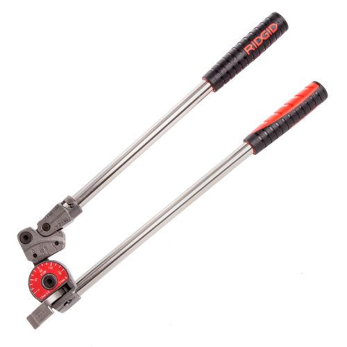 Ridgid 38058 (Model 610M) Stainless Steel Pipe Bender 10mm Capacity 24mm Bending Radius