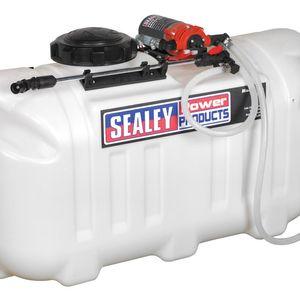Sealey SS98 Broadcast/spot Sprayer 98ltr 12v
