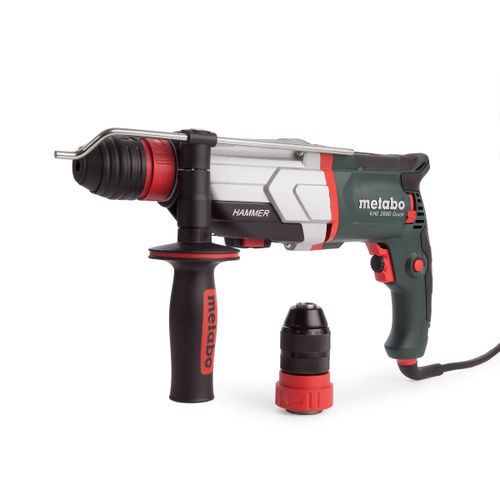 Metabo KHE2660 Quick SDS+ Combi Hammer Drill With Quick Change Chuck 110V