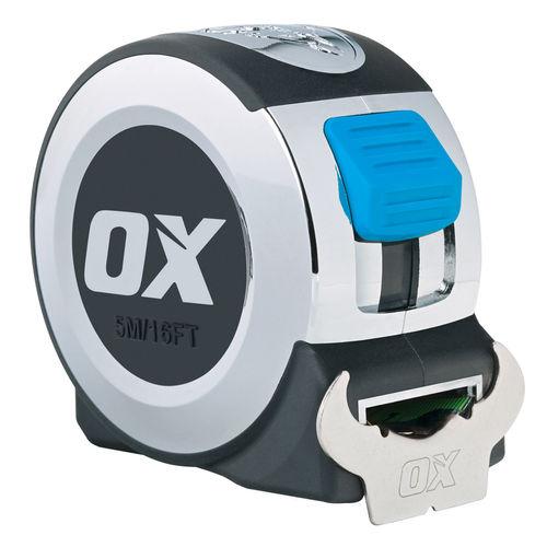 OX Tape Measure 8m/26ft Metric/Imperial Pro Series (P020908)