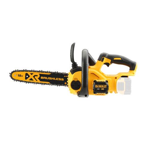 Dewalt DCM565N 18v XR 30cm Cordless Chainsaw Brushless