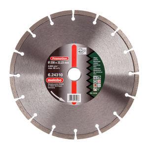 Metabo 6.24310 Diamond Cutting Disc Universal 230mm x 22.23 mm