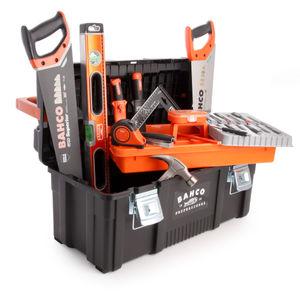 Bahco 4750PTB65TS2 General Purpose Tool Box Kit 15 Piece