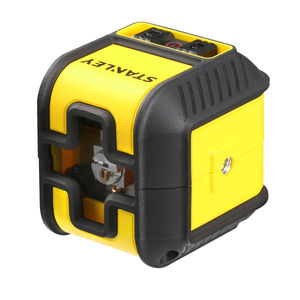 Stanley STHT77498-1 Cubix Cross Line Laser Red Beam with Bracket and Pouch