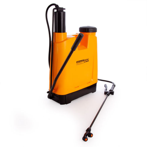Sealey SS4 Backpack Sprayer - Capacity 16 Litres