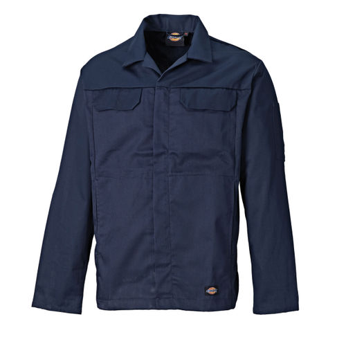 Dickies WD954 Redhawk Jacket with Multiple Pockets (Navy) - XL