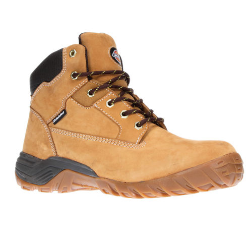Dickies FD9207 Graton Safety Boot (Honey) - Size 7