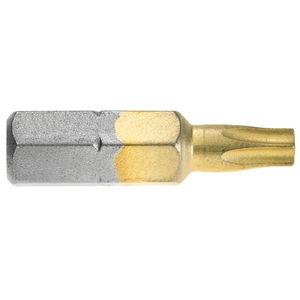 Bosch 2607001687 Screwdriver Bit Torx T8 25mm Max Grip