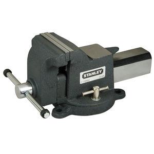 Stanley 1-83-066 MaxSteel Heavy-Duty Bench Vice 100mm 4in